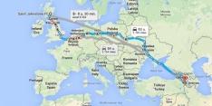 Schotten moeten 10.000 kilometer reizen in EL-voorronde