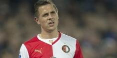 """Feyenoord ontbindt contract Verhoek: """"Beste oplossing"""""""