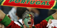 Jeugd-EK: Portugezen geven Duitsers pak slaag