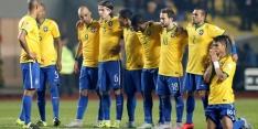 Geschiedenis herhaalt zich voor Brazilië op Copa