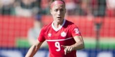 Gastland Canada sneuvelt op WK vrouwenvoetbal