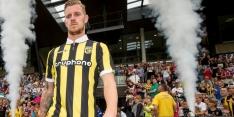 Knieoperatie zet Van der Werff zes weken aan de kant