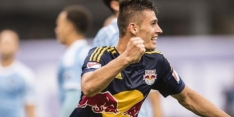 Overwinning voor New York Red Bulls in stadsderby