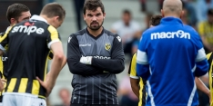 """Velthuizen denkt aan exit bij Vitesse: """"Het doet pijn"""""""