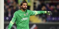 Juventus laat stand-in Buffon naar Sardinië gaan