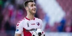 NAC Breda haalt aanvaller Verbeek terug