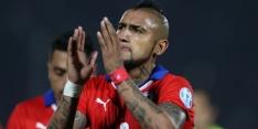 Einde Vidal bij nationale ploeg Chili is in zicht