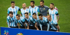 Copa América: Argentinië versus Chili in poulefase