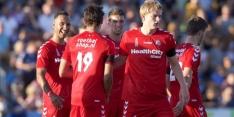 Utrecht vloert Dundee, tennisscore voor De Graafschap