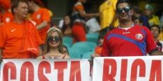 Costa Rica niet langs Jamaica, ook Canada speelt gelijk