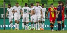 Eagles-beul Ferencváros onderuit, West Ham wint