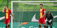 Eagles vliegen in return roemloos uit Europa League