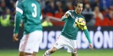 Guardado schiet Mexico naar finale, Jamaica verrast VS
