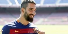 Barça plaatst verzoek om Turan te mogen opstellen
