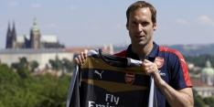 """Wenger over Cech: """"Hem halen was een moeilijke keuze"""""""