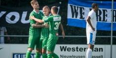 Zwolle gelijk tegen EL-finalist, ADO buigt voor Hasselbaink