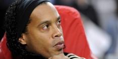 Niet Antalyaspor, maar Fluminense strikt Ronaldinho