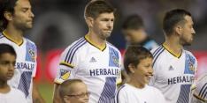 Los Angeles Galaxy pakt koppositie, Gerrard trefzeker