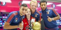 "Basaçikoglu: ""Wat puntjes op de i zetten bij Feyenoord"""