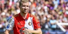 Feyenoorder Gustafson krijgt rust in interlandperiode