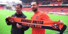 Oud-Ajacied Bodul vertrekt bij Dundee United