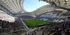 Rekik ziet Olympique Marseille vanaf tribune verliezen