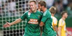 Rapid houdt in kraker tegen Salzburg rekening met Ajax