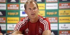 """De Boer: """"Belangrijkste wedstrijd van seizoen"""""""