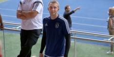 Ajax met Cillessen in doel tegen Rapid Wien