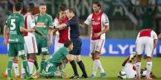 Schwab twee duels geschorst voor aanslag op Riedewald