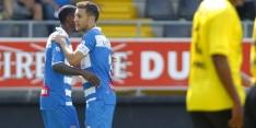 Zeges Zwolle, Heracles en Willem II; Utrecht gelijk
