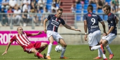 Willem II'er Heerkens mist start van seizoen