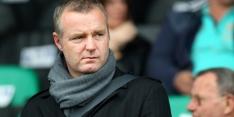 'Feyenoord wil Coolen als coach van beloftenploeg'