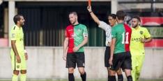 Heerenveen en NEC spelen verhitte oefenpotjes