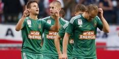 Winnend Rapid Wien houdt maximale score intact