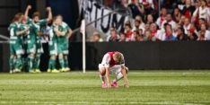 Sinkgraven is basisplaats kwijt bij Ajax; Fischer start