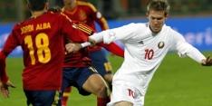 Hleb begint aan vierde periode bij BATE Borisov