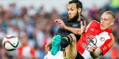 Feyenoorder Karsdorp kan spelen in topper tegen PSV