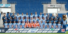 Blamage Hoffenheim in beker, Werder Bremen ontsnapt