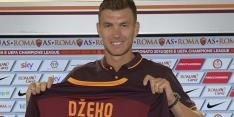 Bosnië-Herzegovina heeft herstelde Dzeko terug