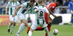 Groningen krijgt Twente in eigen huis niet op de knieën