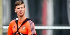 Kramer maakt bij beloften eerste goal voor Feyenoord