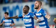 Herstelde Becker kan gewoon opdraven bij PEC Zwolle