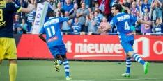 Marcellis en Begois moeten passen bij PEC Zwolle
