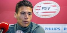 Moreno en Willems sluiten aan bij groepstraining PSV