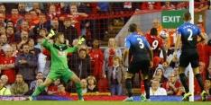 Benteke helpt Liverpool aan moeizame zege op Bournemouth