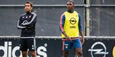 Meevaller voor Feyenoord: toch geen schorsing Elia