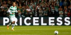 Celtic wint van Dundee, Van Dijk niet bij wedstrijdselectie