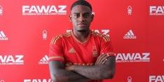 FC Twente leent Ebecilio uit aan Nottingham Forest