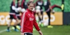 Ajax wil afrekenen met slechte balans tegen Tsjechen